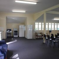 The Metting room after renovations.