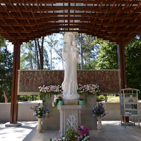 Our Lady of La Vang Statue