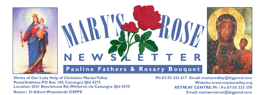 Mary's Rose